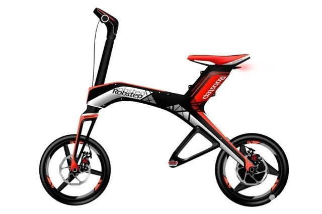 Электро велосипед Robstep Х1