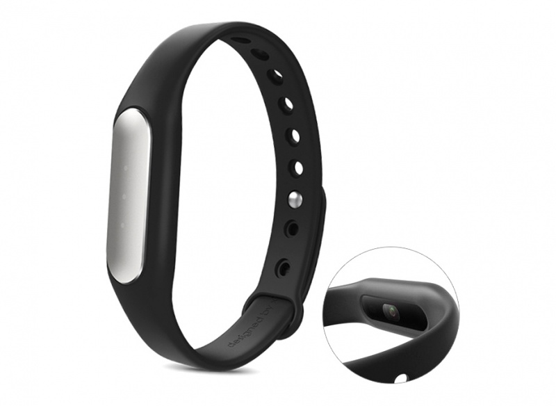 Фитнес-браслет Xiaomi Mi Band 1s pulse