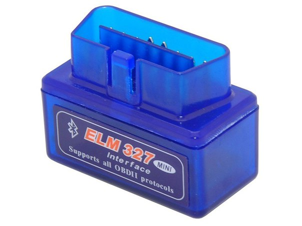 Автосканер ELM327 OBD II Super Mini Bluetooth V2.1