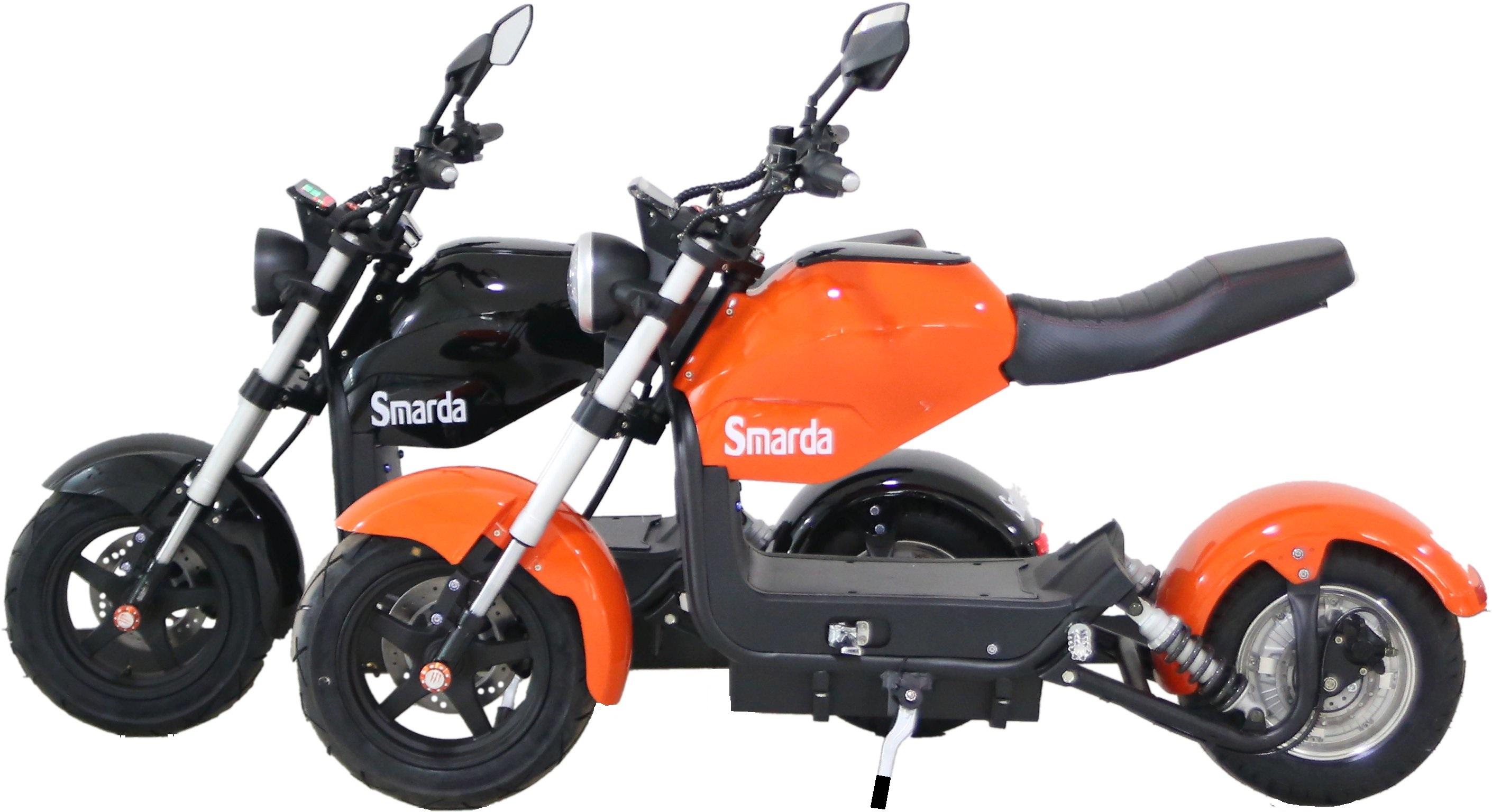 Электроскутер SMARDA