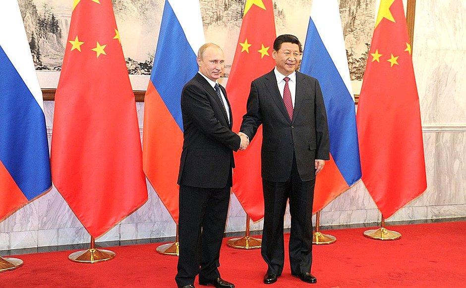 Китай хочет, чтобы Россия повысила рейтинг среди его торговых партнеров